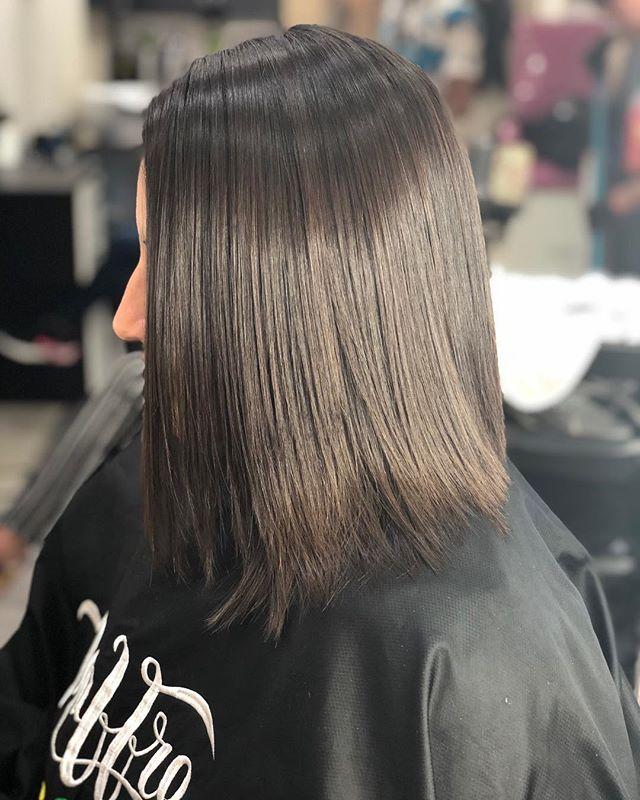 resultado del botox en cabello