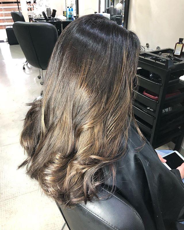 cabello saludable tras botox capilar