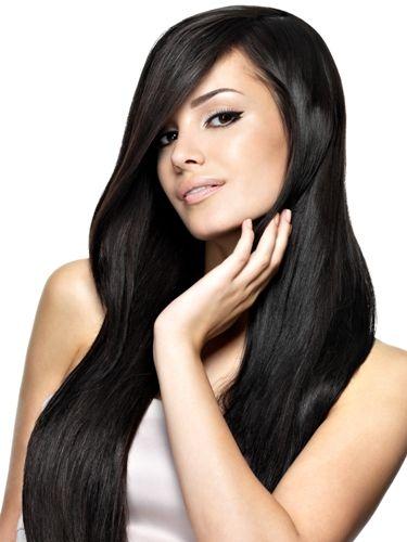 cabello sedoso con botox capilar