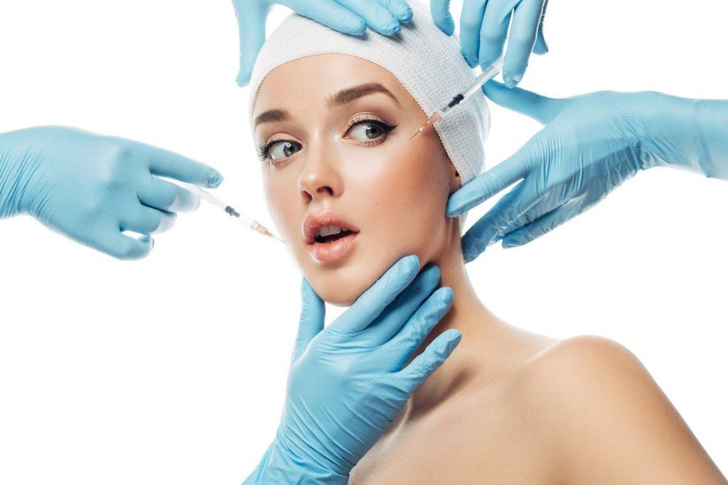 inyecciones facial de botox