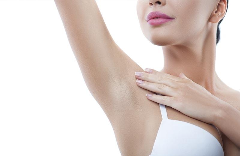 botox en axila para hiperhidrosis