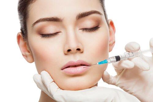 relleno de labios con botox