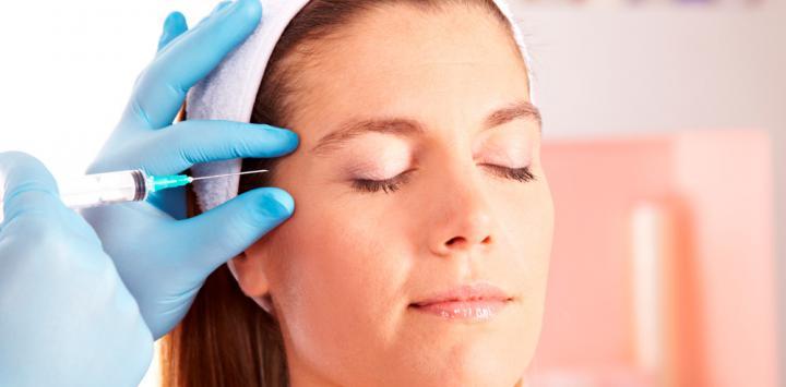 inyeccion de botox para migraña